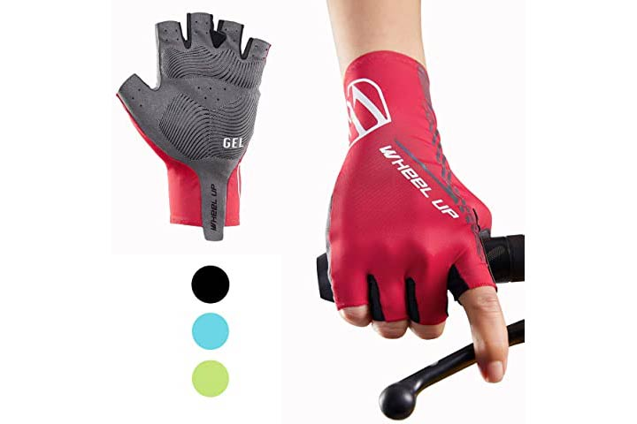 Hikenture Half Finger Cycling Gloves For Men and Women