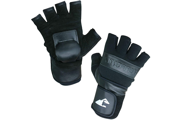 Hillbilly Protective Gear Wrist Guard Gloves