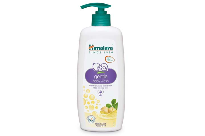 Himalaya Gentle Baby Wash