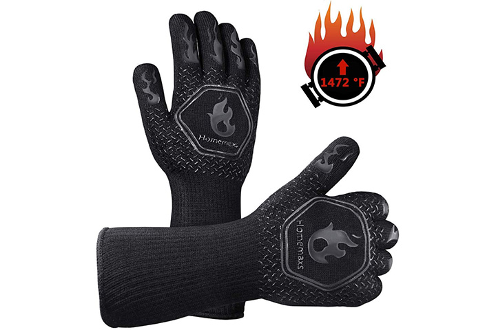 Homemaxs BBQ Gloves