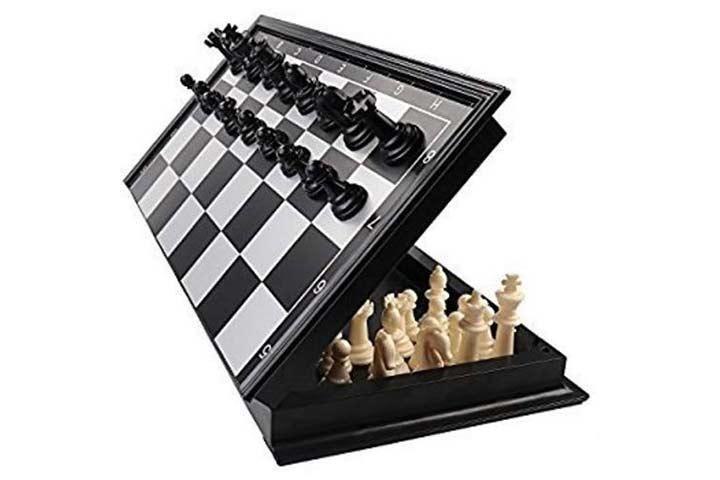 Jambuwala Enterprise Magnetic Chess Set