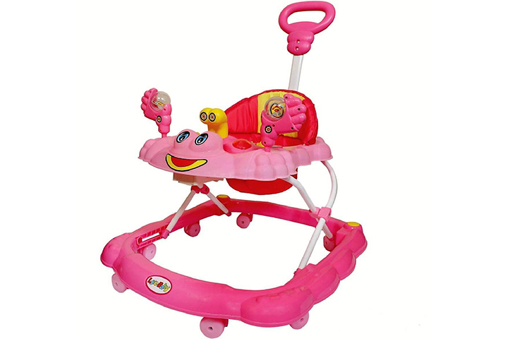JoyRide Musical Baby Walker