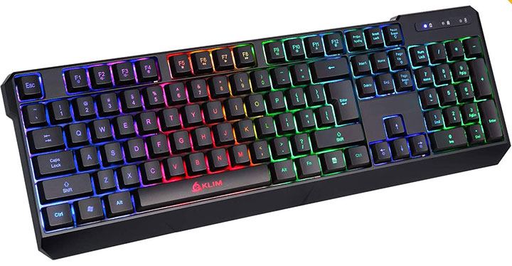 KLIM Chroma Wireless Keyboard