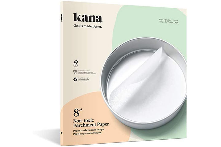 Kana Good Made Better Non-Toxic Parchment Paper