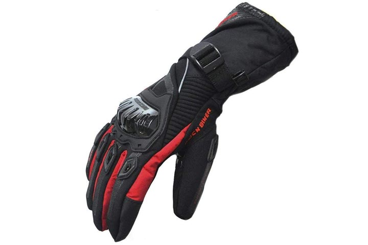 Kemimoto Winter Motorcycle Gloves