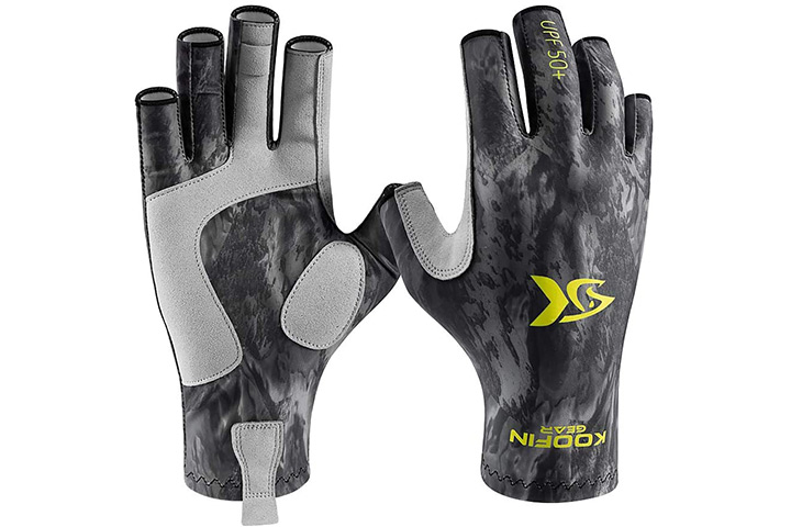 Koofin Gear Fishing Gloves