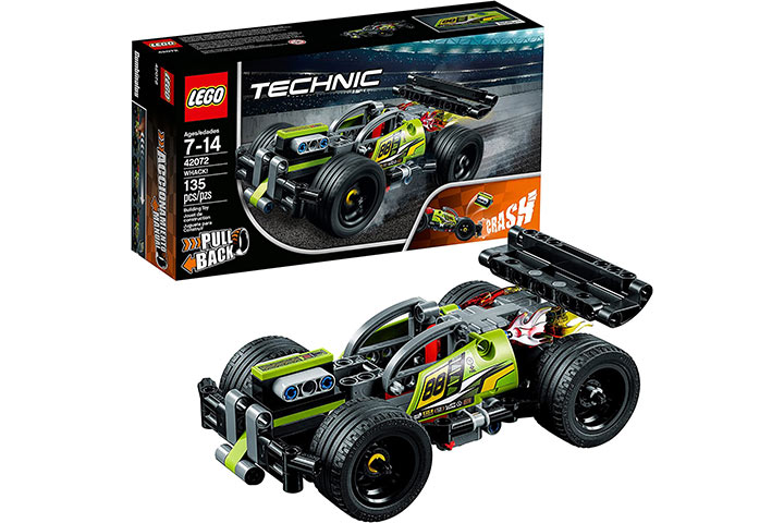 LEGO Technic 42072 Building Kit