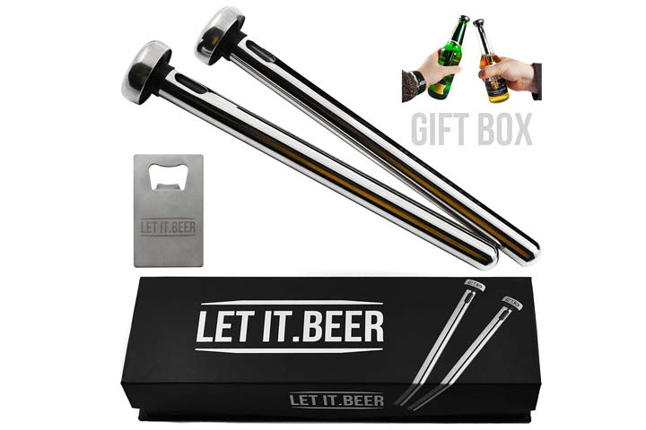 LET IT.BEER Chiller Sticks