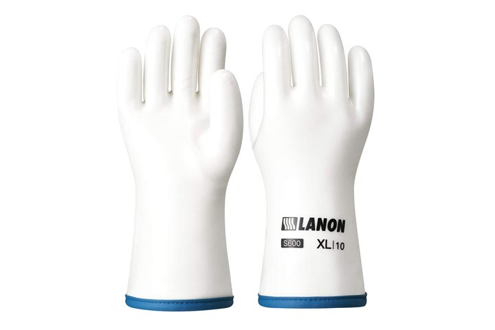 Liquid Silicone Heat Resistant Gloves by Lanon Protection