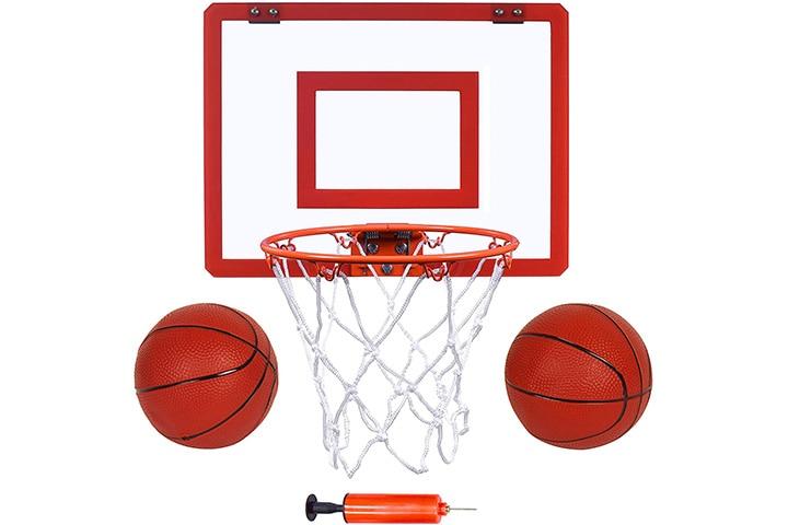 Long Game Indoor Basketball Hoop
