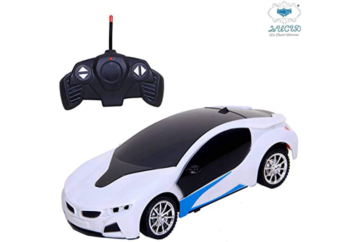 Lucid… We Build Relations Remote Control Car