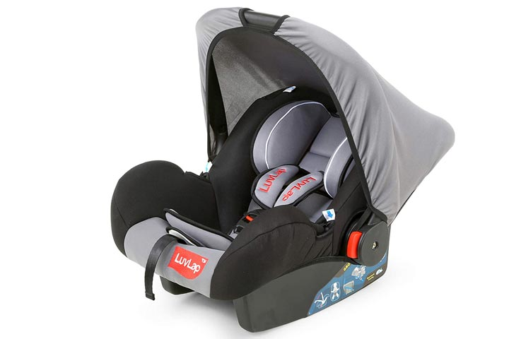 Luvlap Store 4-in-1 Baby Car Seat