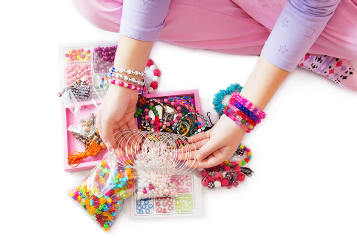Making jewelry or accessories