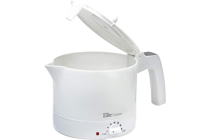 Maxi-Matic 32-Ounce (1-Liter) BPA Free Electric Kettle Hot Pot