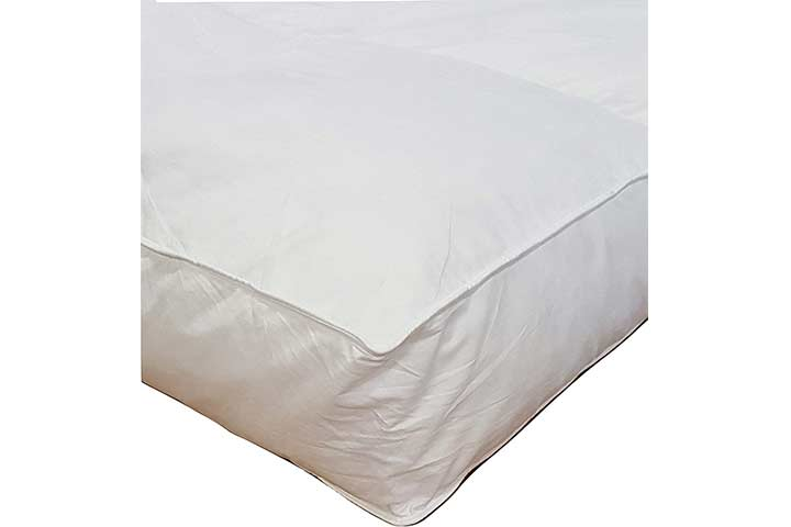 Millsave Premium Hotel Quality Featherbed