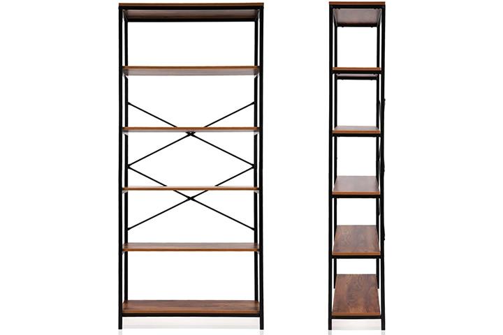 Modrine Bookshelf