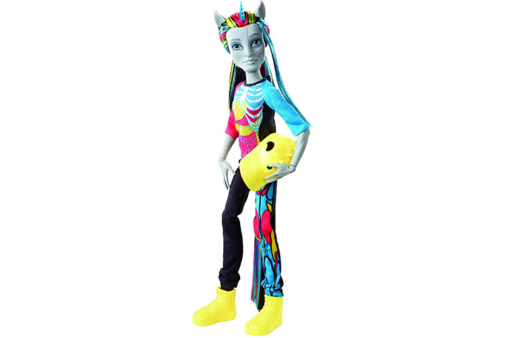 Monster High Freaky Fusion Neighthan