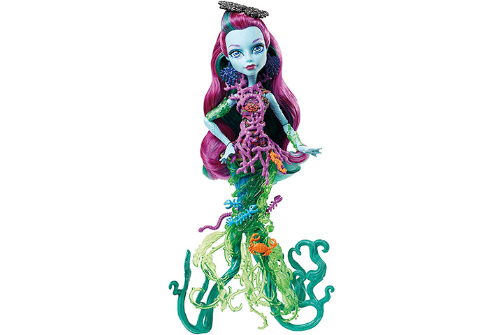 Monster High Great Scarrier Reef Down Under