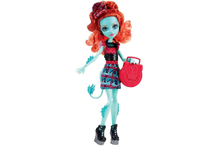 Monster High Monster Exchange Program