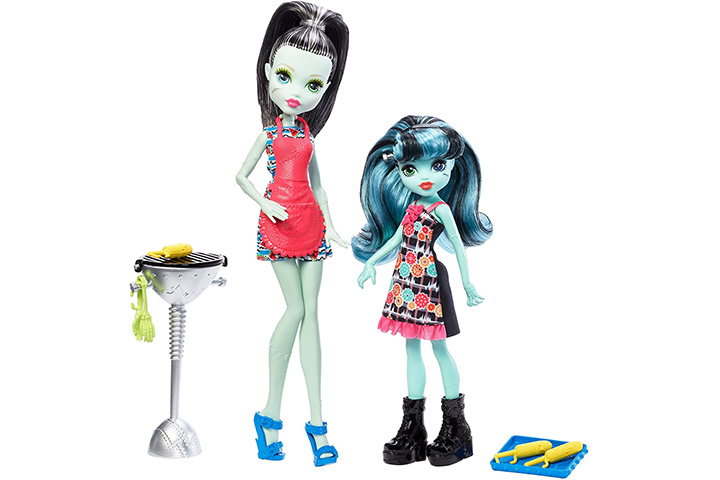 Monster High Monster Family Frankie Stein