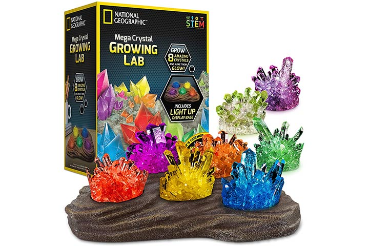 National Geographic Mega Crystal Lab