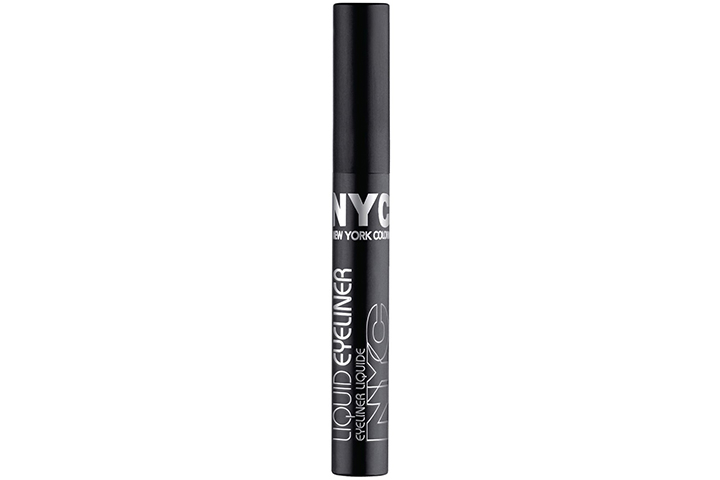New York Color Liquid Eyeliner