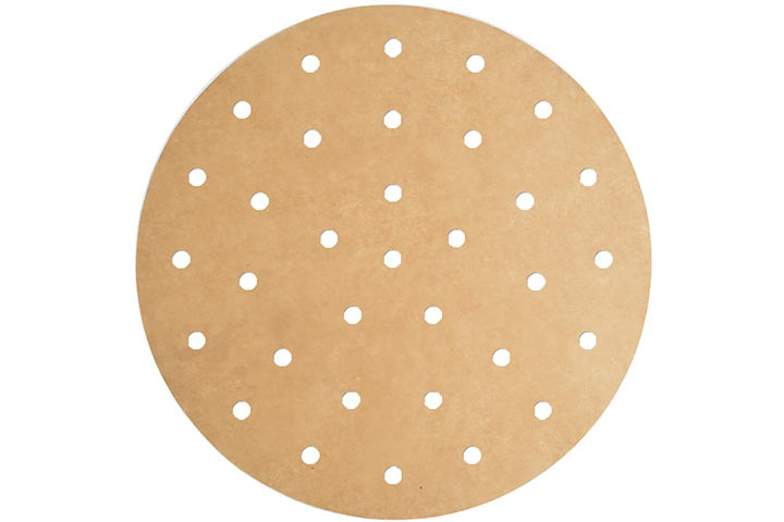 Numola Perforated Parchment Paper Round Sheets