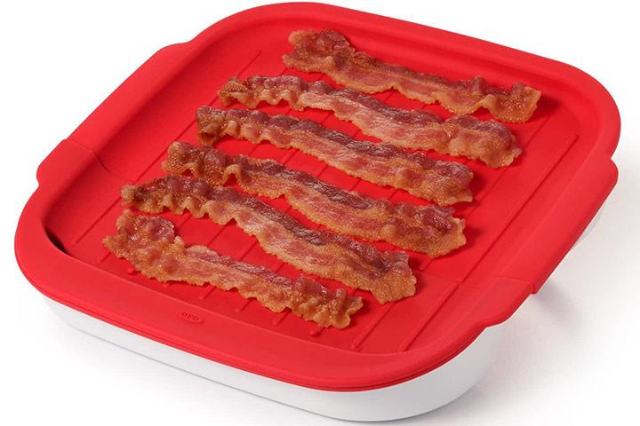 OXO Cooker Good Grips Microwave Bacon Crisper