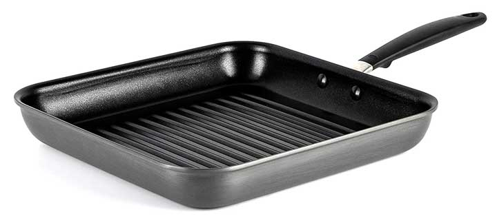 OXO Good Grips Non-Stick Square Grill Pan