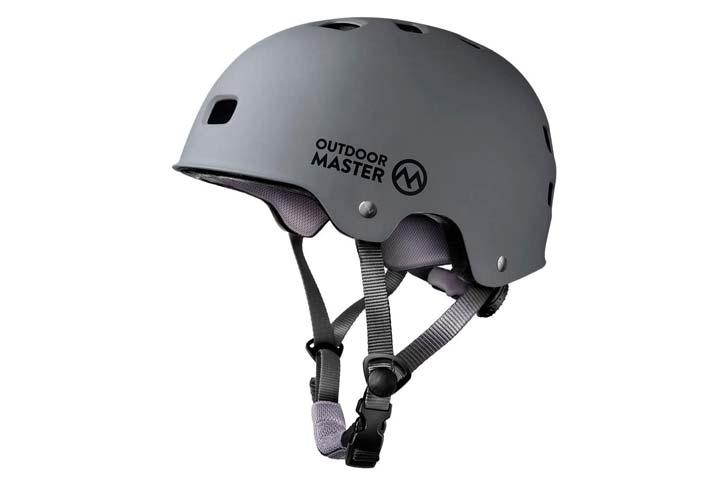 OutdoorMaster Skateboard Helmet