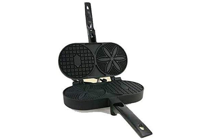 Palmer 1000T Electric Pizzelle Iron-Nonstick