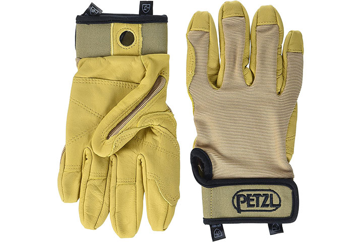 Petzl - Cordex, Lightweight Gloves for Climbers