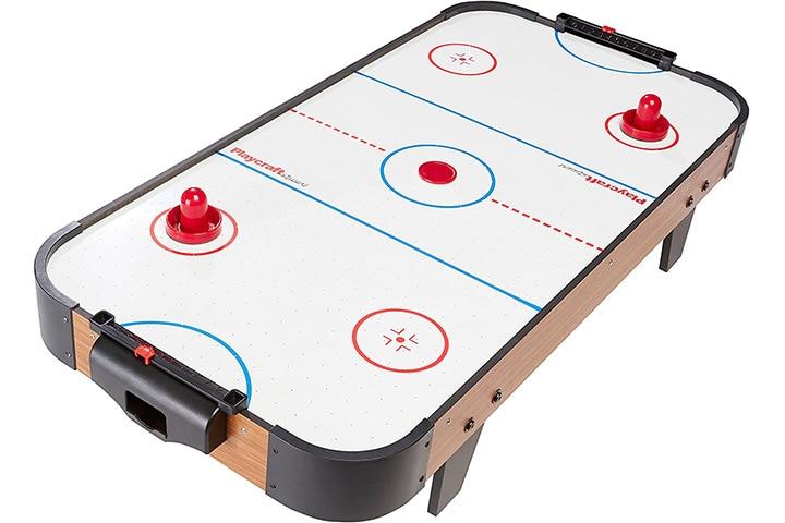 Play craft 40-Inch Air Hockey Table