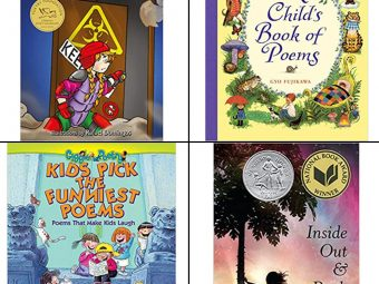 25 Best Poetry Books To Buy For Kids In 2020