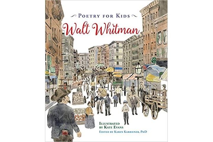 Poetry For Kids Walt Whitman