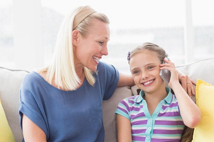 Practice phone etiquette