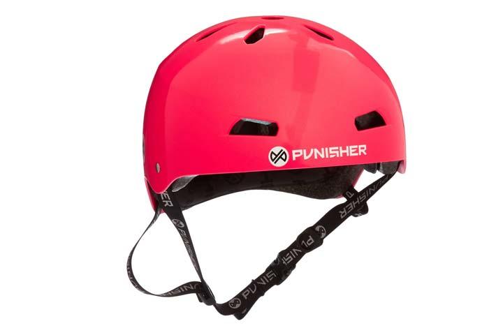 Punisher Skateboarding Helmet
