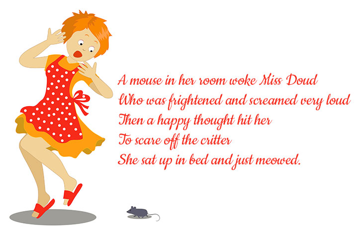 Quirky And Witty Limerick Poems for Kids