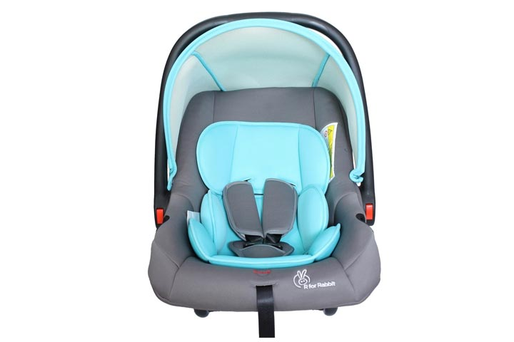 R for Rabbit Picaboo 4-in-1 Car Seat