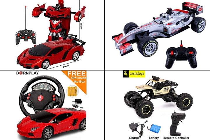 Remote Control Cars In India