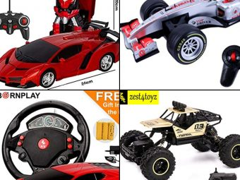 15 Best Remote Control Cars In India In 2021