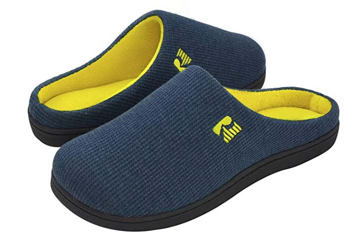 Rock Dove Mens Original Memory Foam Slipper