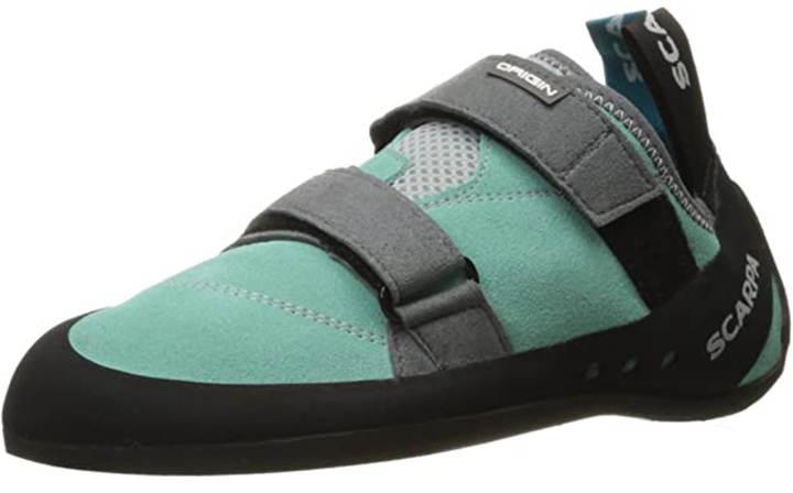 SCARPA Women's Origin Climbing Green