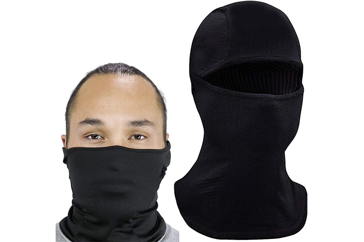 Self Pro Summer Face Mask Balaclava