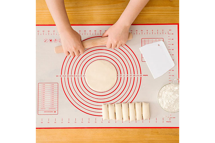 Silicone Baking Mat by Dust2Oasis