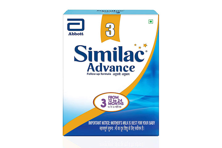 Similac Advance Stage 3 Infant Formula