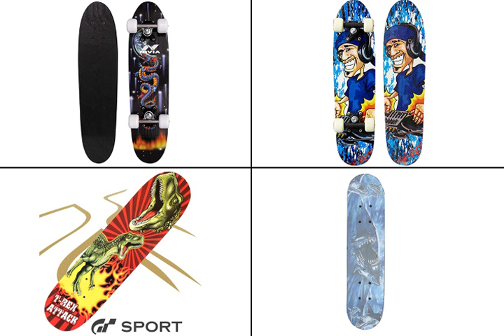 Skateboards In India In