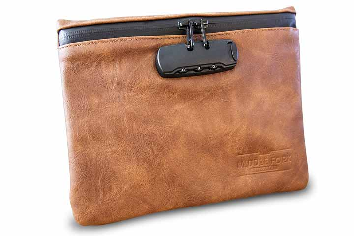 Smell-Proof Bag by Middle Fork Market