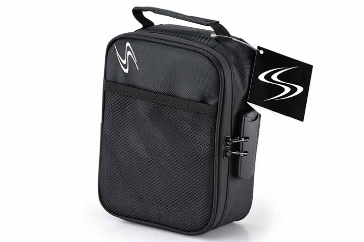 Smell-Proof Bag by Smart Stash