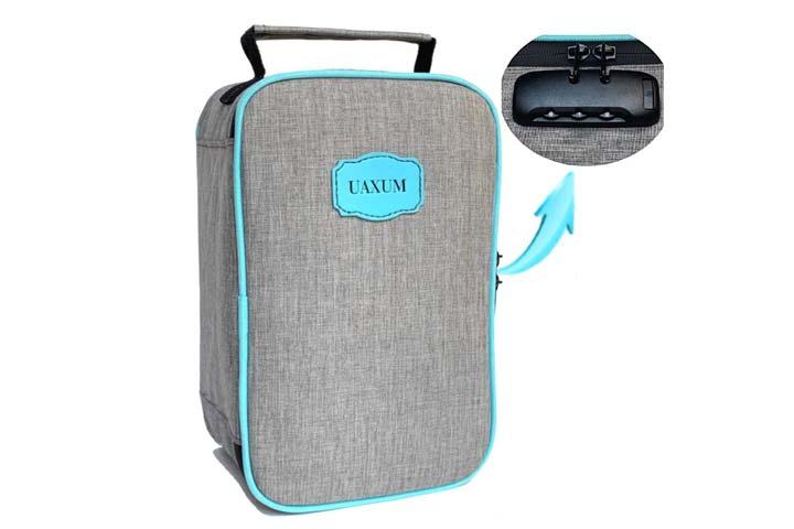 Smell-Proof BagStash Bag By Uaxum